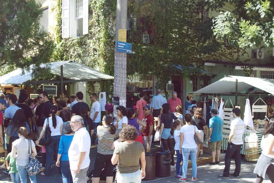 A Queijaria na Rua: segunda edição do evento ocupa a Rua Aspicuelta na altura do número 35