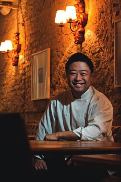 Miyamura: titular do próprio fogão
