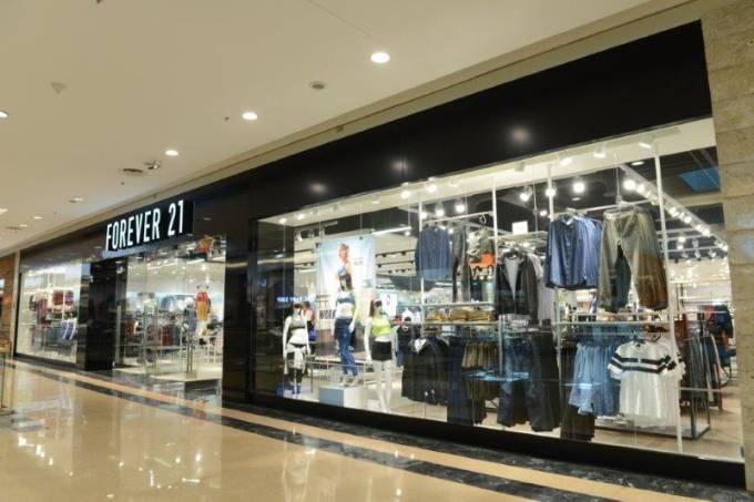 Forever 21 – Shopping Anália Franco