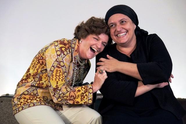 Beth e Simone: também autoras do texto