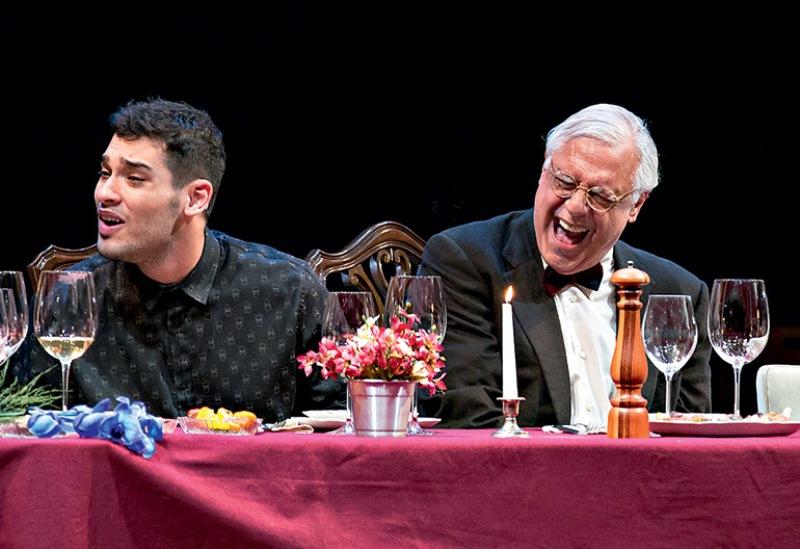 Bruno e Antonio Fagundes voltam ao Tuca com a comédia Tribos