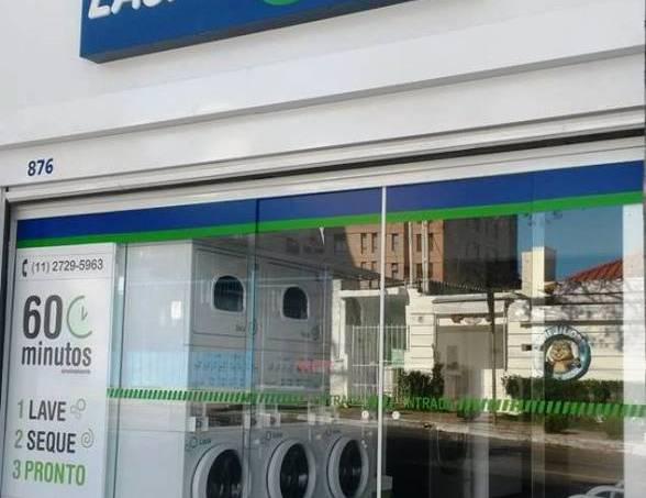 Laundromat – Vila Madalena