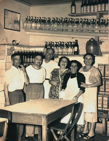 Francisco Capuano: o calabrês inaugurou a cantina em 1907