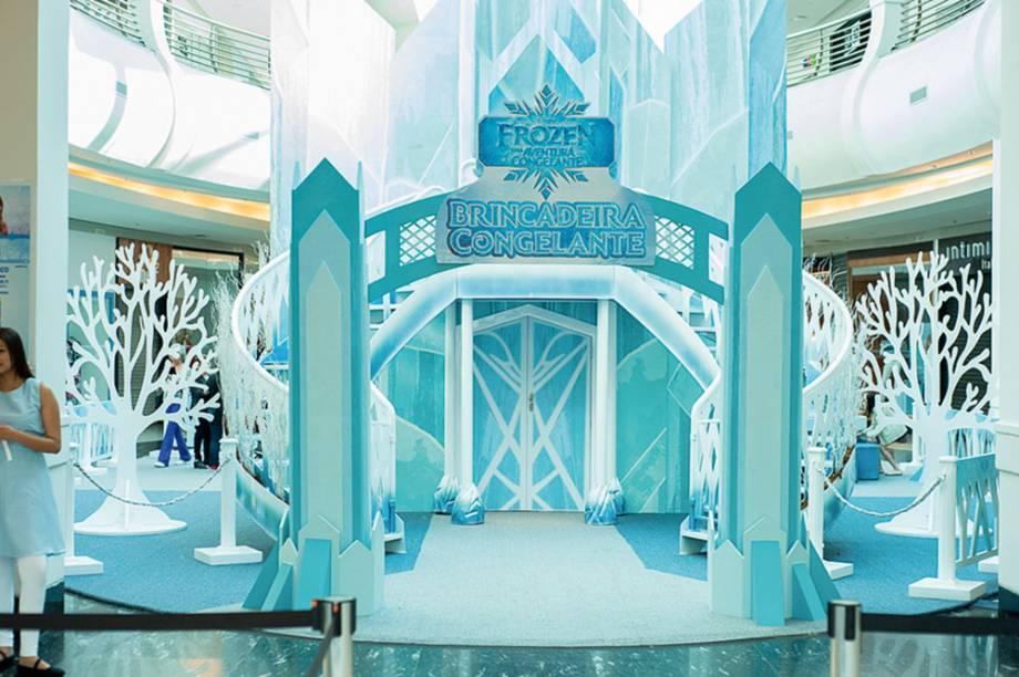 Frozen - Uma Aventura Congelante - Mooca Plaza Shopping