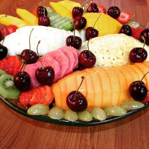 Congosto: frutas