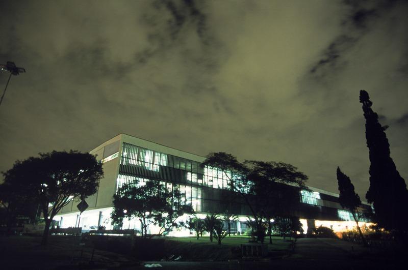 Fundação Bienal de São Paulo, no Parque do Ibirapuera
