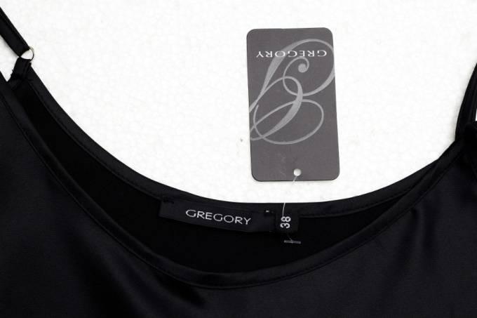 Fundo de blusa, Gregory