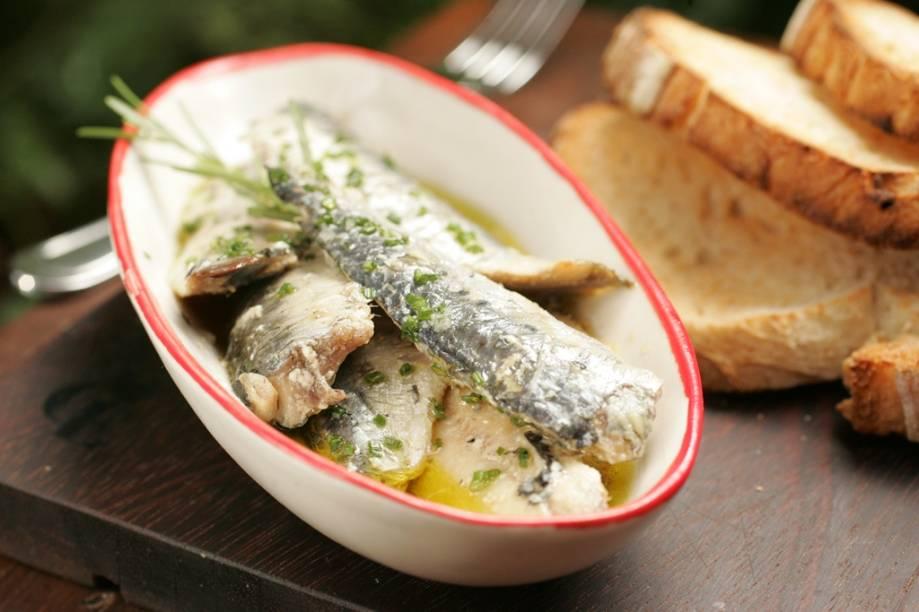 Sottolio, a conserva em azeite feita de sardinha e ervas