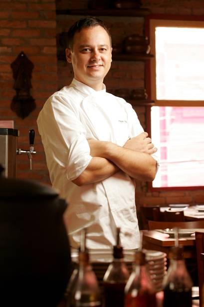 Chef Fábio Vieira