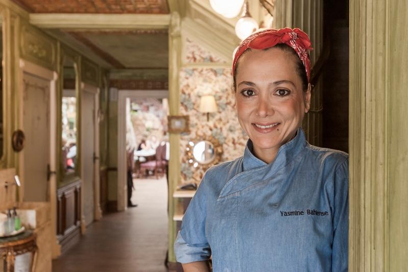 A chef mineira Yasmine Bahiense