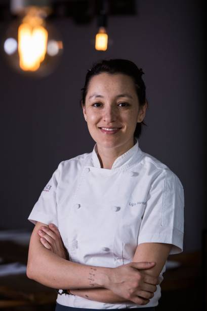 Ex-Clos de Tapas, a chef Ligia Karazawa comanda a cozinha focada em grelhados