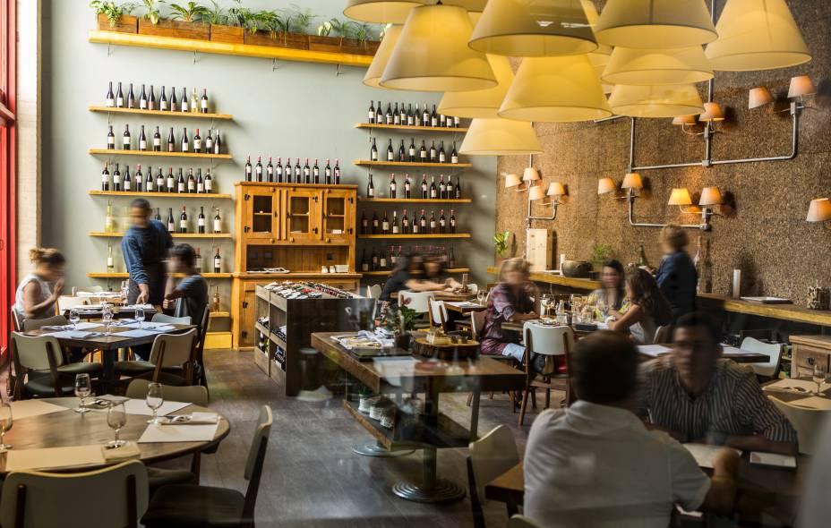 Pertinho do Maní, o Karú ingressa para o time dos restaurantes mais bonitos da cidade