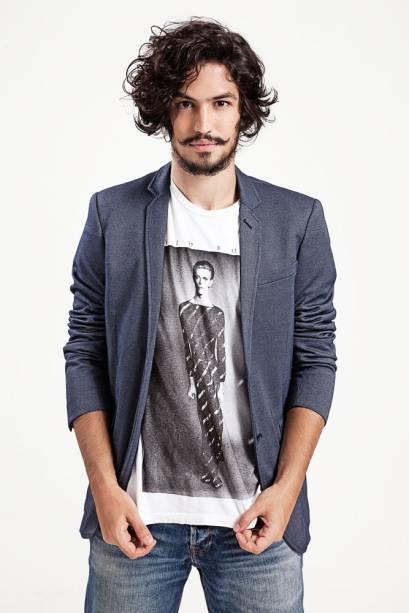 Gabriel Leone, vai cantar e dançar para interpretar o príncipe Fiyero