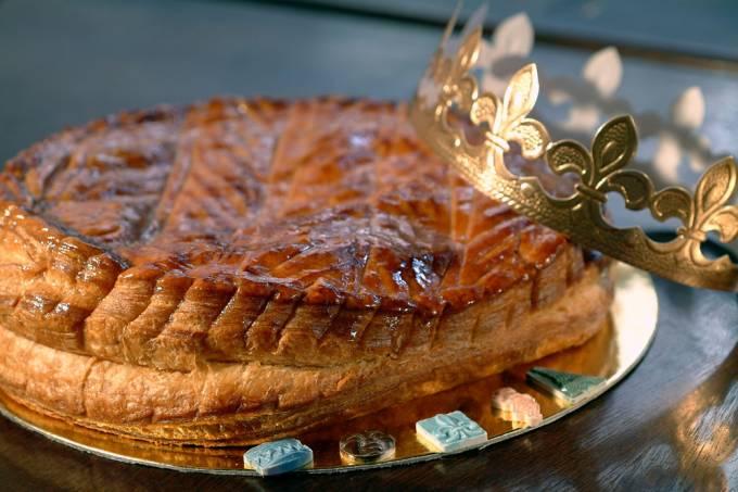 Pâtisserie Douce France – Galette des Rois