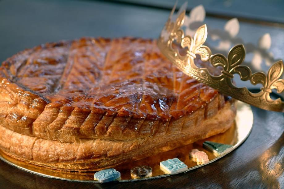 Douce France: tradicional galette francesa