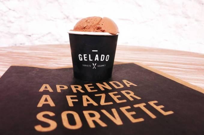 Gelado – escola de sorvete