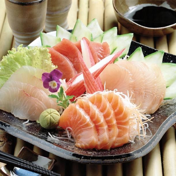Gendai: comida japosesa