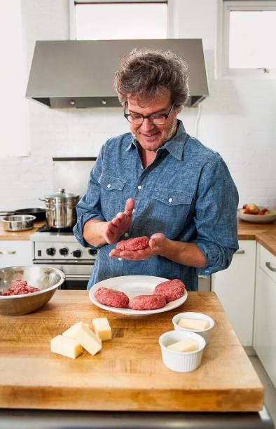George Motz: um especialista em hambúrguer