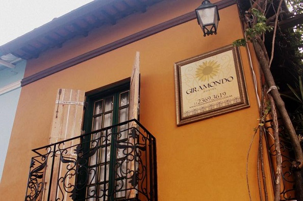 Giramondo Hostel