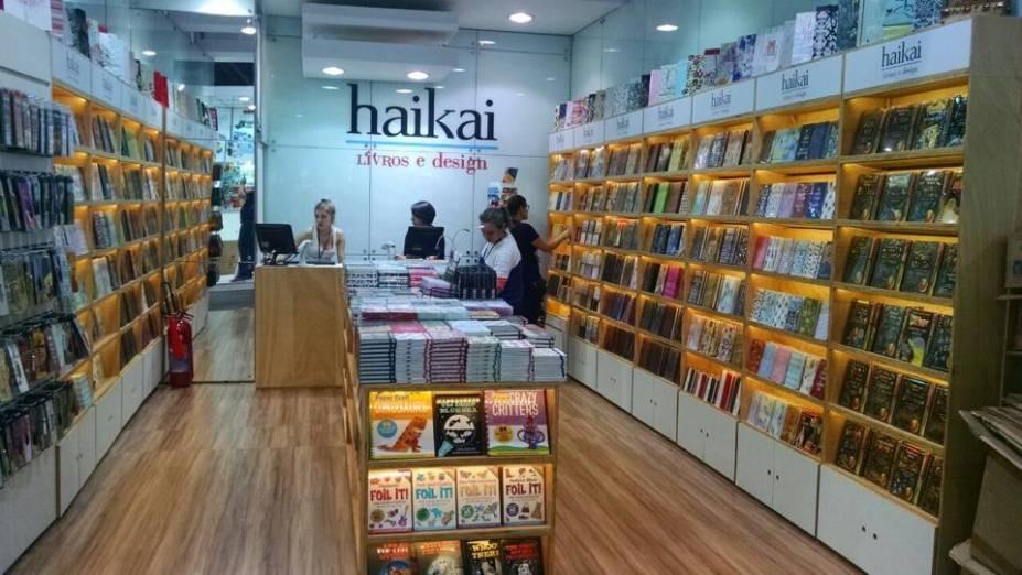 Haikai: especializada em livros de arte e design
