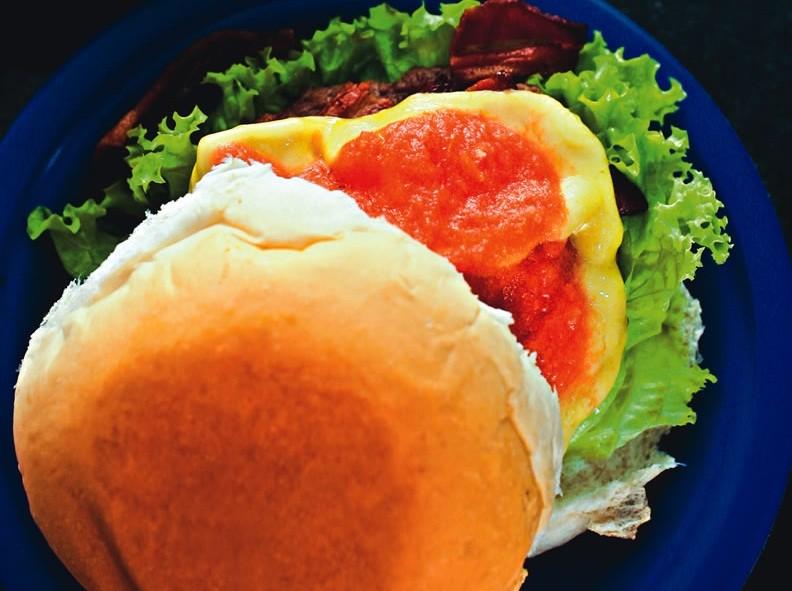 Bisnagas de ketchup e mostarda: nada de batata frita nem milk-shake