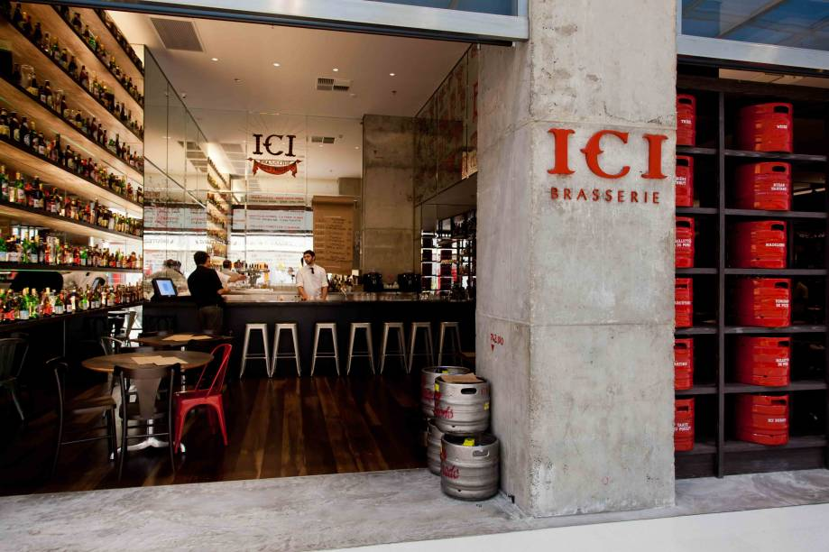 Ici Brasserie: novidade no Shopping JK Iguatemi