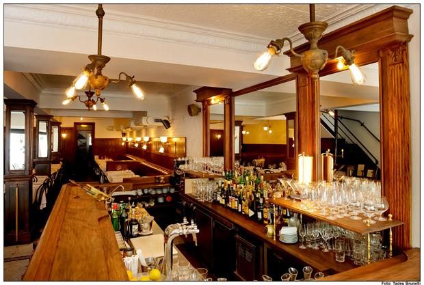 Ici Bistrô: restaurante é comandado pelo chef Benny Novak