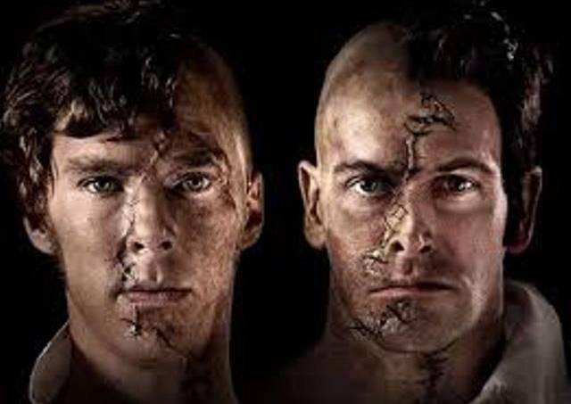 Frankenstein – Benedict Cumberbatch e Jonny Lee