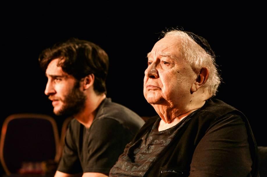 Visitando o Sr. Green: a dupla Ricardo Gelli e Sérgio Mamberti