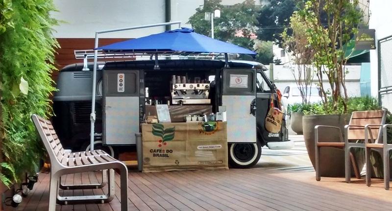 Bio Barista Coffee Truck
