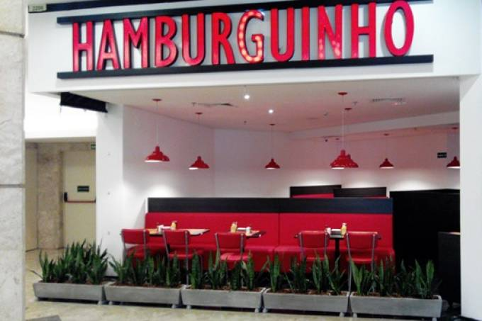 Hamburguinho – Shopping Penha