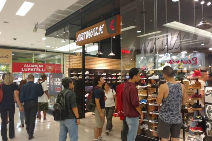 Shopping Metrô Tatuapé – lojas