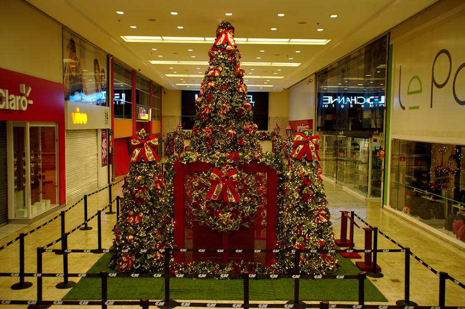 Árvore de Natal do Shopping Center Norte
