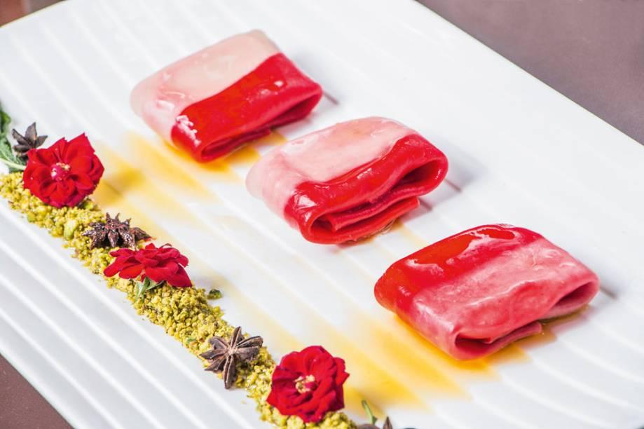 peposo: carne de cozimento lento e suavemente temperada com pimenta