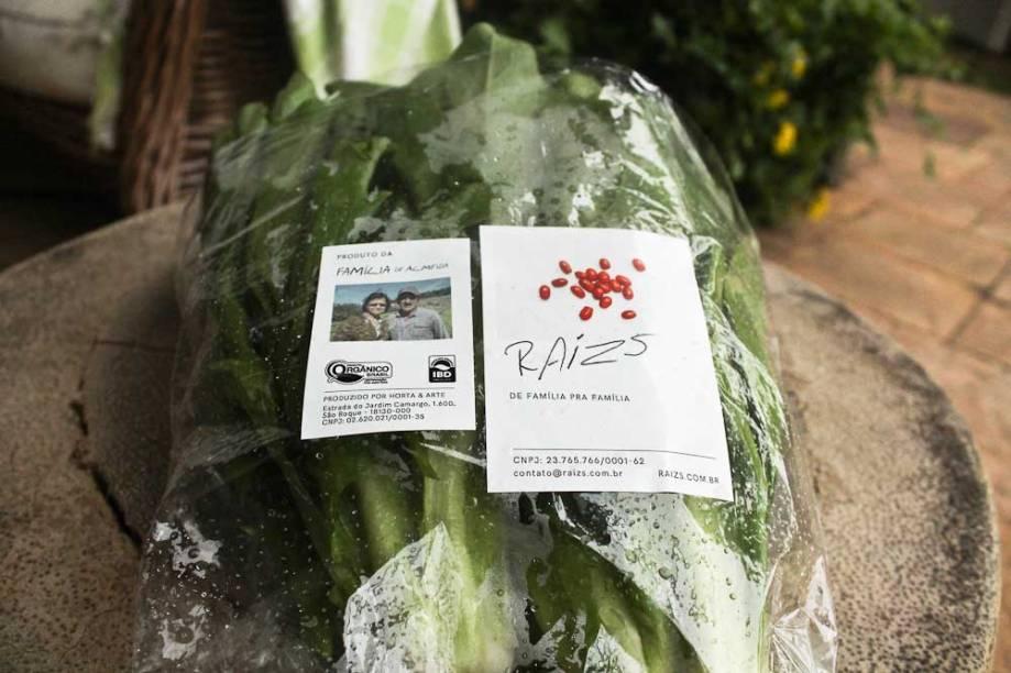 Feirinha orgânica: temperos, frutas, legumes e verduras de R$ 2,50 a R$ 15,00