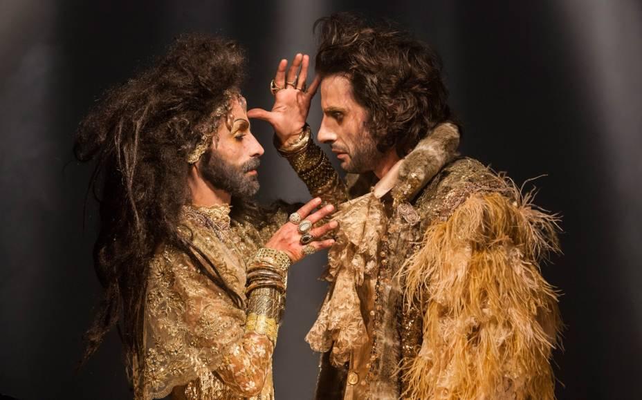 Daniel Infantini e Flavio Tolezani protagonizam a comédia dramática