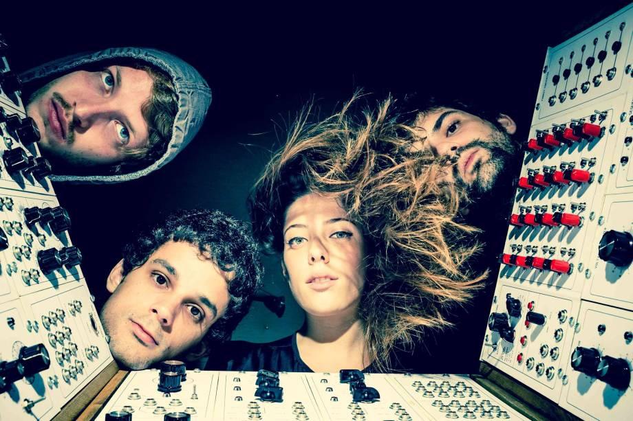 O quarteto Inky