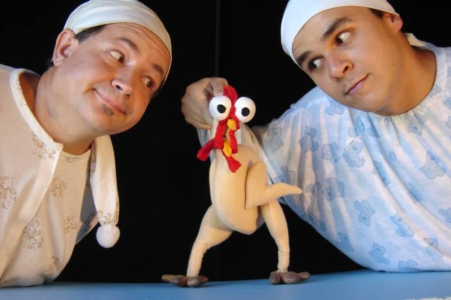 Inzôonia: peça venceu como melhor animação infantil da Associação Paulista de Críticos de Artes em 2005
