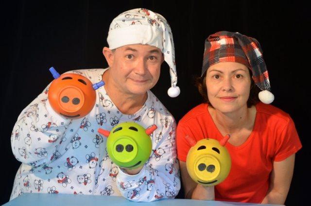 Inzôonia: dois amigos em busca de maneiras divertidas para espantar a falta de sono