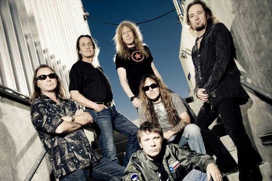 Iron Maiden: turnê passa por São Paulo, Rio e Curitiba
