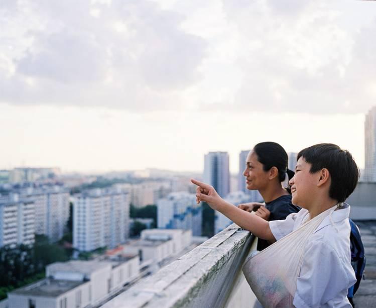 Teresa e Jialer: um olhar sobre a classe média nos anos 90