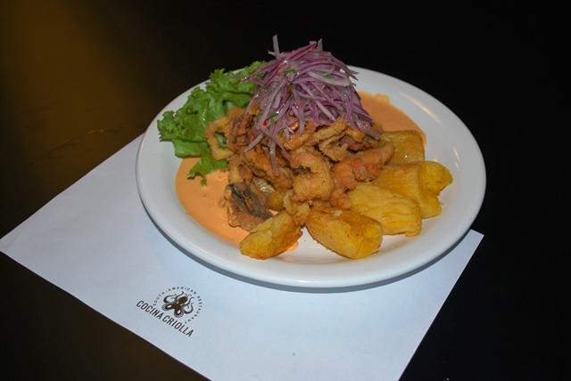 Cocina Criolla: Jalea Criolla
