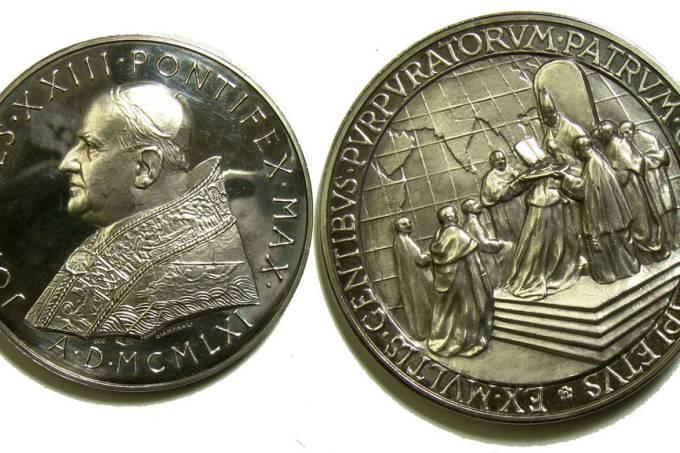 Medalhas Papa