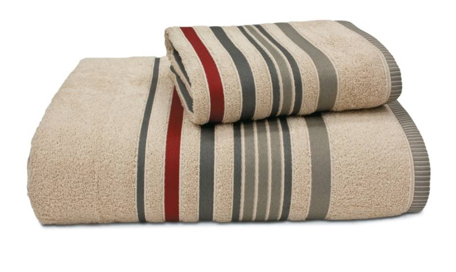 Jogo de toalhas da MMartan