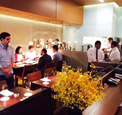 JunJi: nova casa do chef Jun Sakamoto
