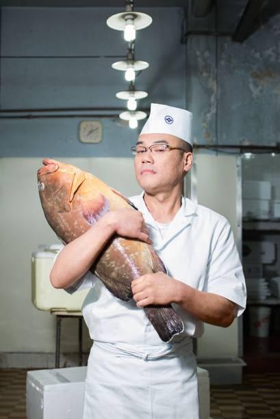 O sushiman Keisuke Egashira: do Kan Suke
