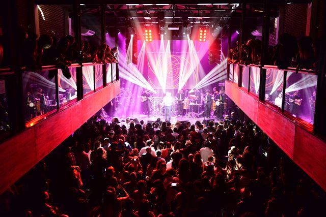 Lapa 40º: festas de samba e música brasileira