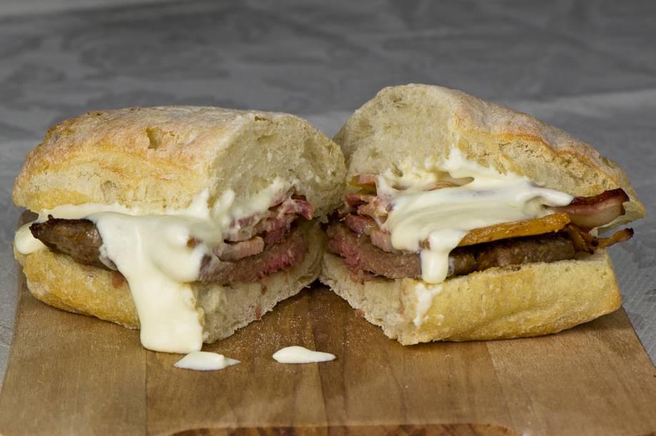 Le Camion: sanduíches e risotos