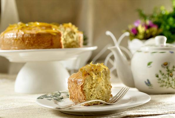 Lilóri: bolos de laranja