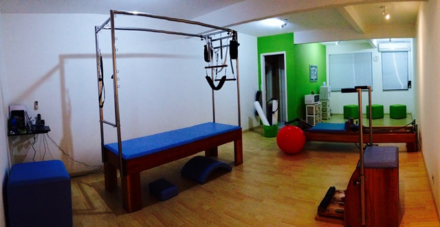 Lina Vasques Studio de Pilates